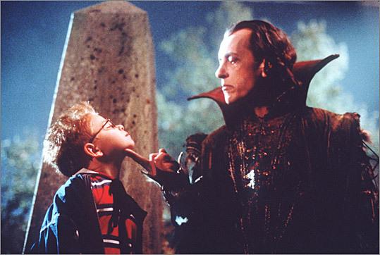 'The Little Vampire