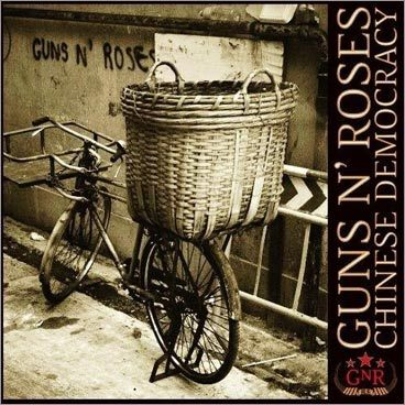 Guns N' Roses, 'Chinese Democracy'