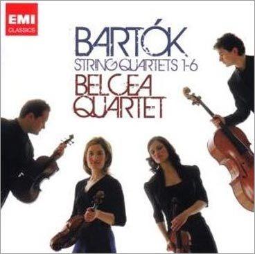 Bartok String Quartets - Belcea Quartet