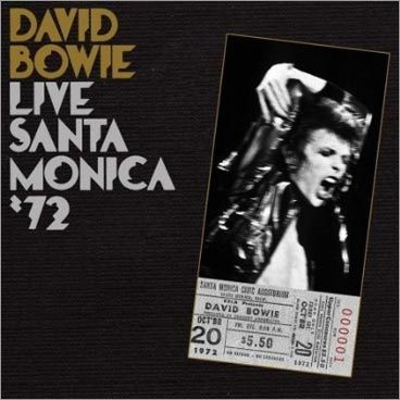 David Bowie, 'Live in Santa Monica