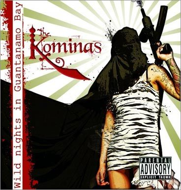 The Kominas, 'Wild Nights in Guantanamo Bay'