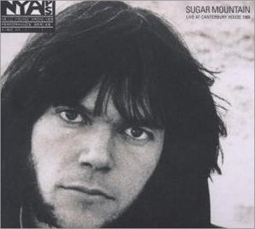 Neil Young, 'Sugar Mountain: Live at Canterbury House 1968'