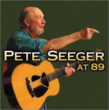 Pete Seeger, 'At 89'