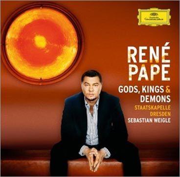 Rene Pape, 'Gods, Kings and Demons'