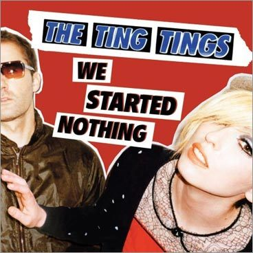 The Ting Tings, 'We Started Nothing'