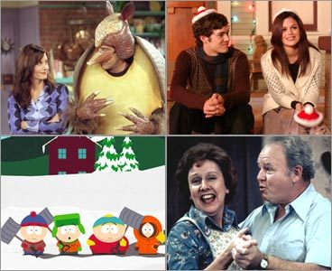 Top holiday episodes