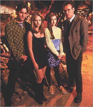 'Buffy, the Vampire Slayer'