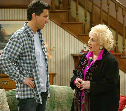 Marie Barone on 'Everybody Loves Raymond' (Doris Roberts) The classic monster-in-law - smothering, guilt-tripping, and passive-aggressive. In the guise of being helpful, Marie tormented and insulted her daughter-in-law Debra on a daily basis.