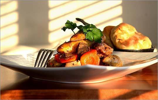 Lamb stew, 51 Lincoln