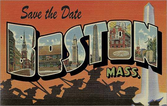 Inviting ideas for save-the-date cards - The Boston Globe