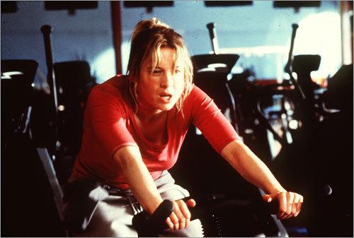 Renee Zellweger in 'Bridget Jones's Diary'