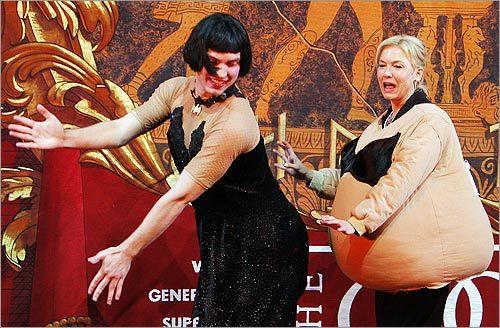 Hasty Pudding Theatricals honor Renee Zellweger