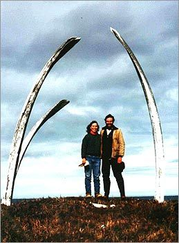 John and Beth This pair dug up love while on an archaeological dig in Nunagiak, Alaska in 1982. 'Yes, it was love at first sight,' says John Kilmarx, of Endicott, N.Y. How did you meet your honey? Share your story .