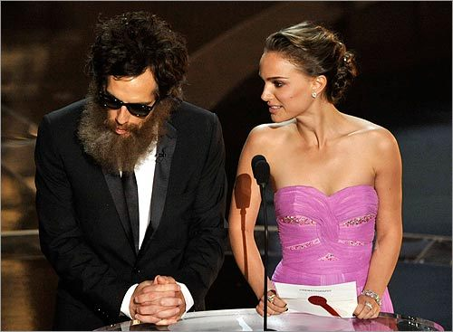 Ben Stiller and Natalie Portman