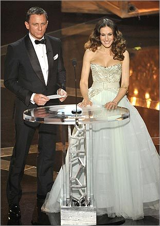 Daniel Craig and Sarah Jessica Parker
