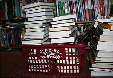 McIntyre and Moore Booksellers