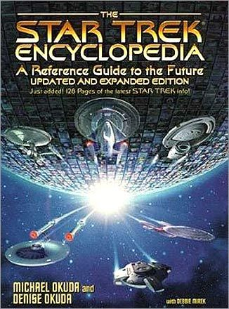 7. Pick up 'The Star Trek Encyclopedia' You don't want to look like a fool in front of your new friends, do you? This book is considered the Bible of the series, and will give you a basic understanding of the original series, as well as the spin-offs.