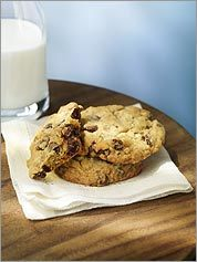Study break Learn the recipe for chocolate chip cookies and you'll always have friends in the dorm.