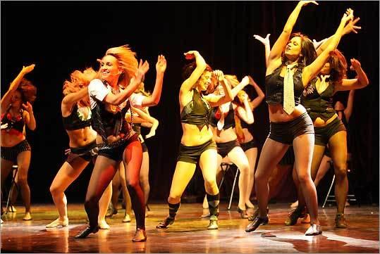 Celtics Dancers Final Audition