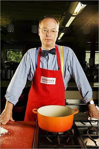 Christopher Kimball, creator of America's Test Kitchen and Cook's Illustrated, has built a company that is thriving even as the media industry collapses like an undercooked souffle. Here, he offers these kitchen dos, in his own words.