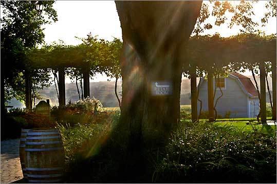 Westport Rivers Winery