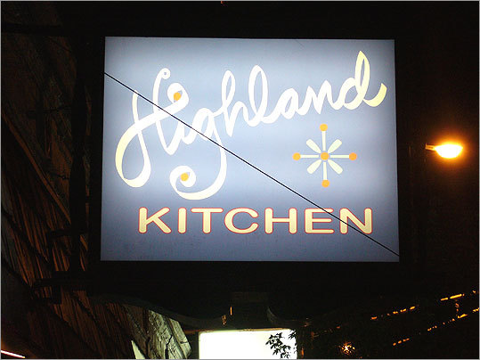 Highland Kitchen