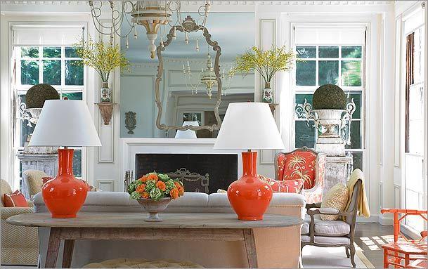 Your Home Color: Orange crush