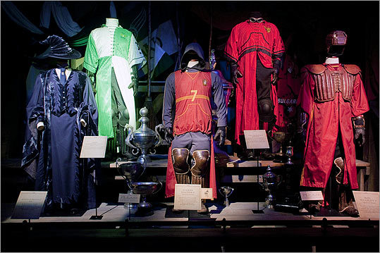 Harry Potter Quidditch Costumes
