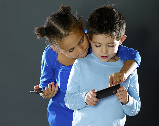 Why an iPhone could actually be good for your 3-year-old