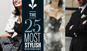 25 Most Stylish Bostonians of 2009