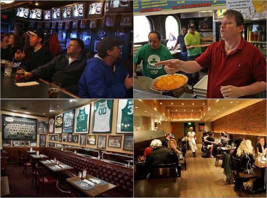 Bars Near The Td Garden In Boston