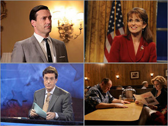 Decade's best TV moments