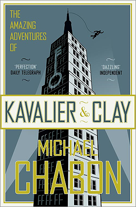 'The Amazing Adventures of Kavalier & Clay,' Michael Chabon