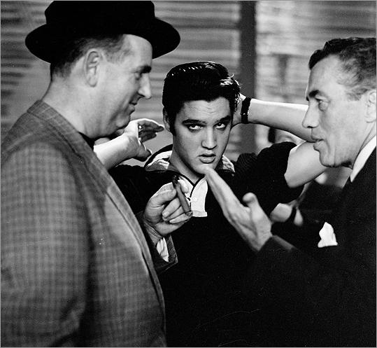 Elvis Presley, Colonel Tom Parker, Ed Sullivan