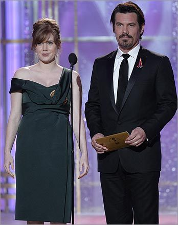 Amy Adams and Josh Brolin