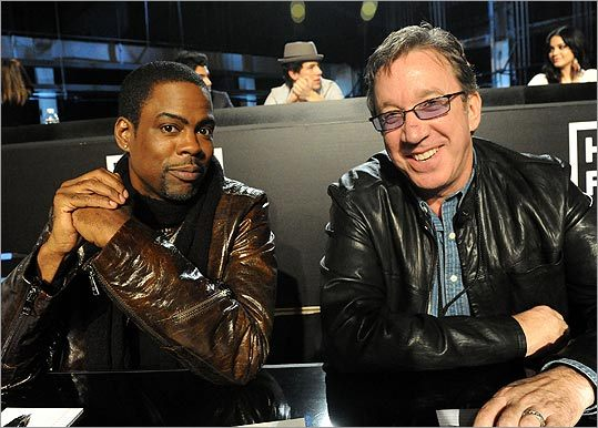 Chris Rock and Tim Allen