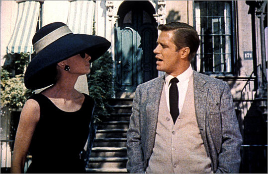 'Breakfast at Tiffany's'