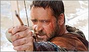 Russell Crowe in 'Robin Hood'