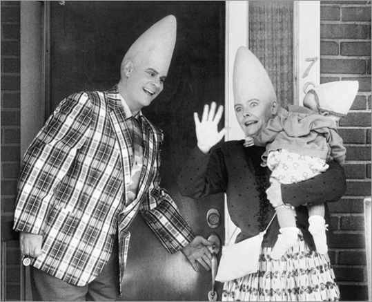 'Coneheads'