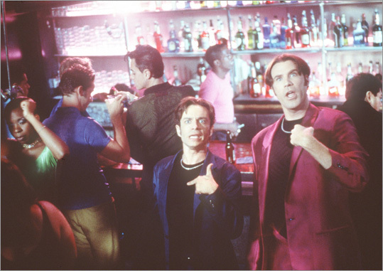 Will Ferrell and Chris Kattan in 'A Night at the Roxbury'