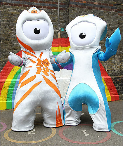 For years, Olympic mascots were depicted as indigenous animals of the host country, ones generally festooned with elements evocative of the national character. The mascot of the 1984 Los Angeles Games was a bald eagle named Sam who wore a top hat covered with stars and stripes. In 1980, Moscow went with Misha, a bear, wrapped in the Olympic rings. Last week the world was introduced to Wenlock (left) and Mandeville, the mascots for the 2012 London Olympics. Since, the sporting and design communities have wondered what exactly the tech-age Polyphemuses had to do with the Olympics — or, for that matter, with London. Take a look back at the evolution of the Olympic mascot.