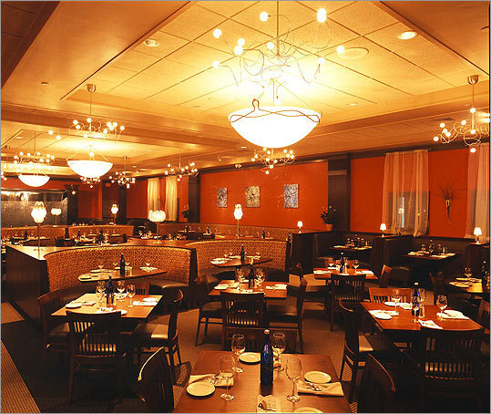 Sky, a scratch kitchen on the southern end of the Auto Mile, is a beacon for hungry travelers and locals tired of the pub scene. In the dimly lit lounge, a fun crowd stays fortified with spicy Baja egg rolls, lobster sliders, and homemade ice cream sandwiches drizzled in warm chocolate ganache. Comfort food in a comfortable setting (turkey sandwich with all the fixings, anyone?) is offered until the clock strikes midnight. > Kitchen closes at midnight Thursday through Saturday, 10 Monday through Wednesday, 9 on Sunday > Sky, 1369 Providence Turnpike Highway, Norwood, 781-255-8888, sky-restaurant.com