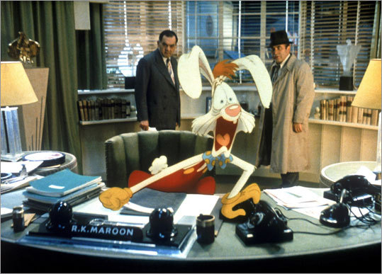 'Who Framed Roger Rabbit?'