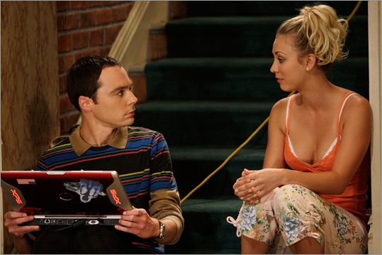 Jim Parsons on 'The Big Bang Theory'