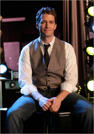 Matthew Morrison on 'Glee'