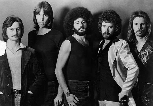 The band Boston released their self-titled first album in 1976 with Epic records.
