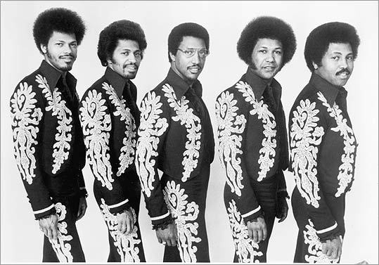 Tavares These New Bedford brothers also achieved peak success during the disco era, recording a Top 40 Pop album called 'In the City' in 1975 featuring the R&B chart-topping single, 'It Only Takes a Minute.' From left: Tiny (Perry Lee), Butch (Feliciano), Chubby (Antone Lee), Ralph (Ralph Viera), and Pooch (Arthur Paul) Tavares.