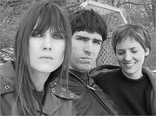 Blake Babies made several albums starting in the mid-80s The band was disbanded when singer Juliana Hatfield broke off on her own.