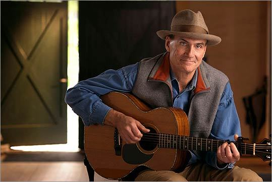 3. James Taylor The sweet-voiced songwriter still calls the Berkshires home, but he was edged out of the number two slot by a surprise write-in vote.