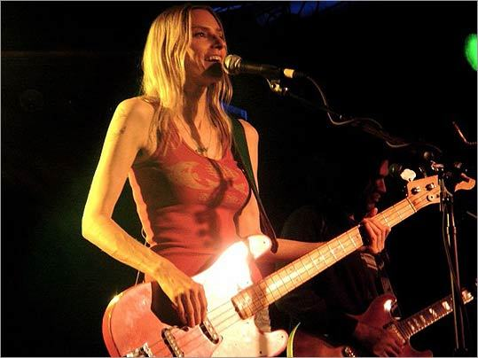 20. Aimee Mann/'Til Tuesday The one-time Berklee student got the nod for her work both as a solo artist and with the mid-'80s MTV favorites 'Til Tuesday.